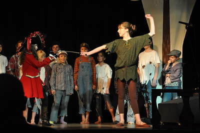 Madrone Players- Live production of Peter Pan! 2009