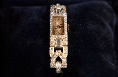 Mae West's Jewelry at Classic Facets in Boulder