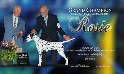 GCh Rosie ad