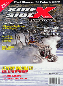 Side X Side Action Magazine May/June 2007