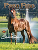 Paso Fino Horse World Magazine Cover July-Aug 2016