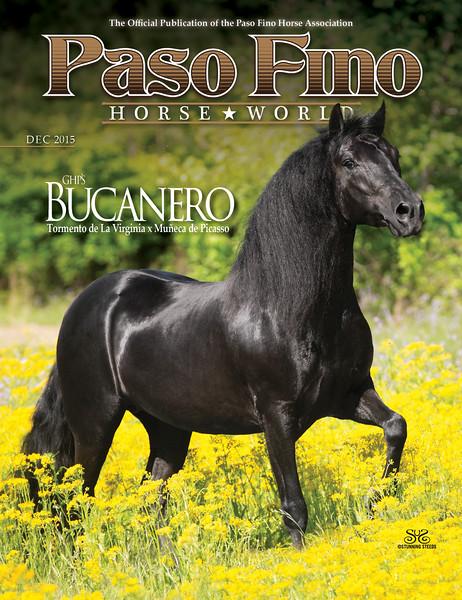 Paso Fino Horse World Magazine December 2015