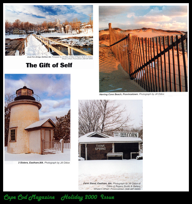 Cape Cod Magazine <br /> Holiday Issue 2000