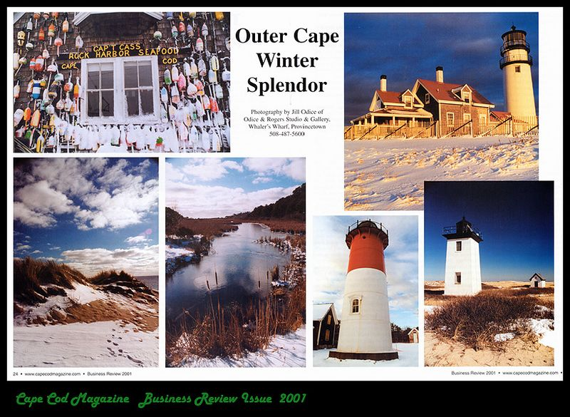 Cape Cod Magazine 2001<br /> Business Review