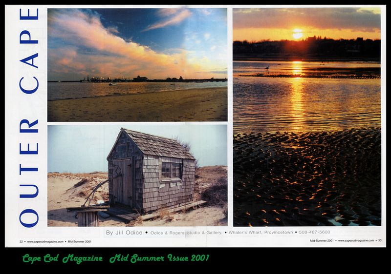 Cape Cod Magazine <br /> Mid Summer 2001 Issue