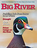 November, 2012 Cover of Big River Magazine