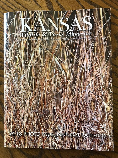 Kansas Wildlife and Parks (Jan/Feb 2018)