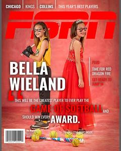 Sports Magazine Cover - 01
