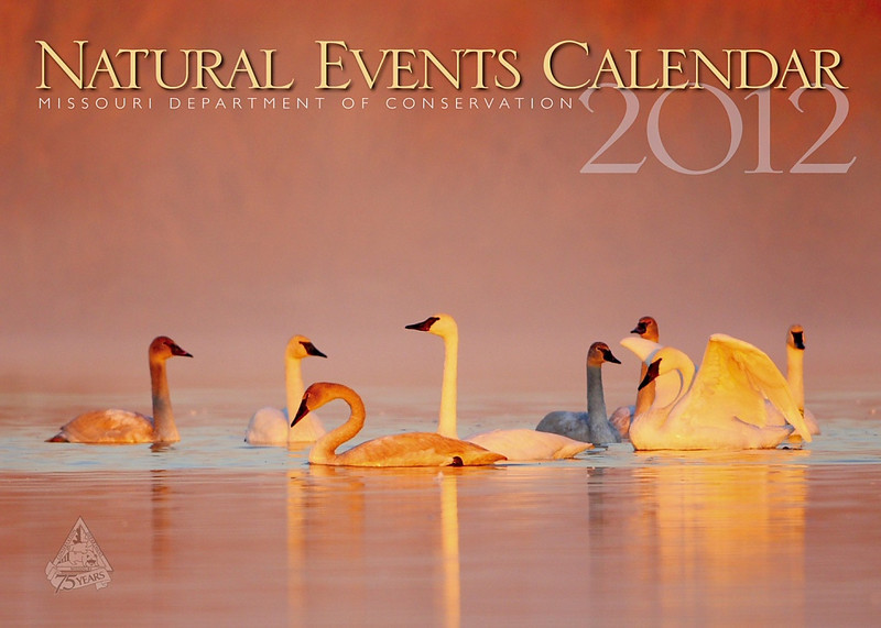 Missouri Natural Events Calendar (2012)