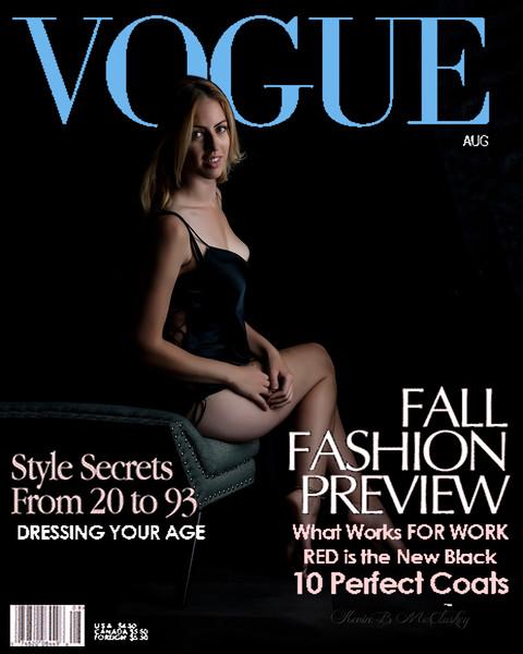 Model: Carrie-Anne