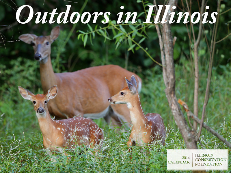 2014 Illinois Conservation Heritage Calendar