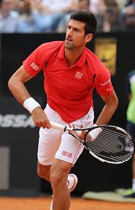 Novak Djokovic - 2020 Cover