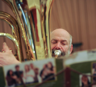 Lititz Moravian Trombone Choir 2-28-17