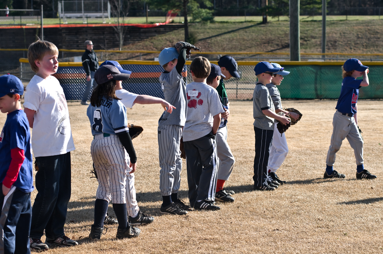 Matthews Little League-4