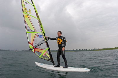 blind people windsurfing, Christian
