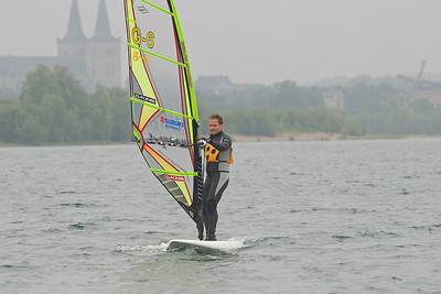blind people windsurfing, Christian