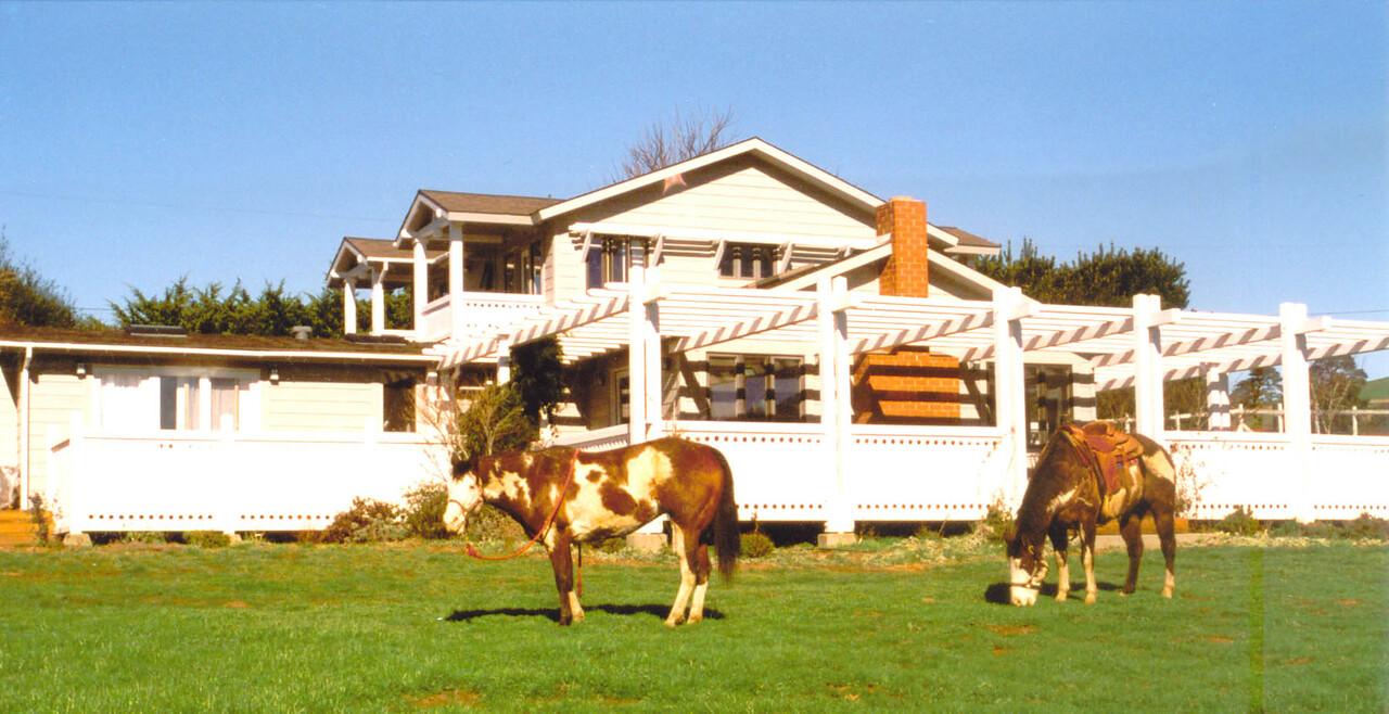 Pt. Reyes Inn, Pt. Reyes, California