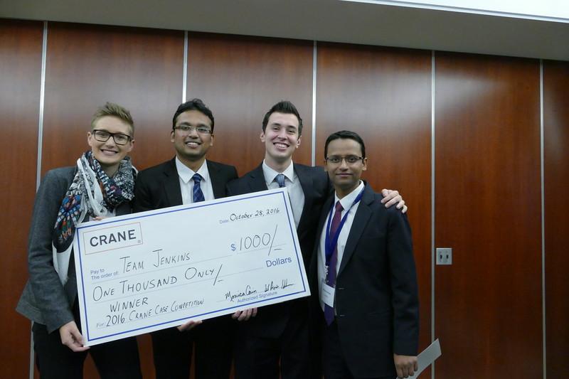 Crane Case Competition