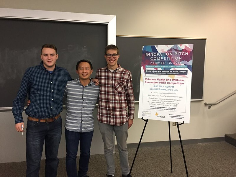 Veterans Health and Wellness Innovation Pitch Competition