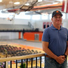DAVID LE/Staff photo. New Beverly Athletic Director Dan Keefe. Keefe comes to Beverly High School from the Malden Public School System and Malden High School. 6/21/16.