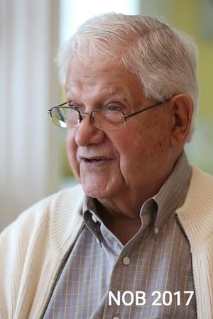 Pearl Harbor veteran Reyno Giallongo