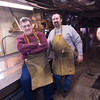 Jim Vaiknoras/Staff photo Ed and Peter Packard are father and son partners at The Tin Shop.