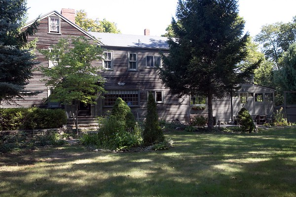 Photo/Reba Saldanha <br /> Irene Christ's home is considered a first period home, which means it was built prior to 1725.<br />  Sept 14, 2016.