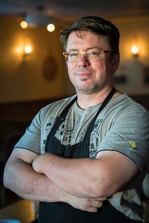 Wild Horse Cafe owner Sam Hunt.