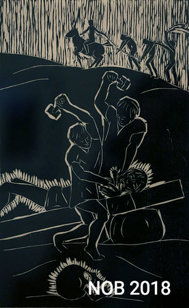 Artist Peter Rockwell