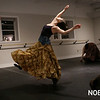 HADLEY GREEN/Staff photo<br /> The BoSoma Dance Company rehearses at their studio in Hamilton.