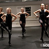 HADLEY GREEN/Staff photo<br /> The Irish step level two-three dancers rehearse at BoSoma Dance Company in Hamilton.