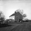 House of Ann Putnam Jr, Off Dayton Street, Danvers, MA. Circa 1891. Ann Putnam was one of the 'afflicted' girls in the Salem Witch Trial.