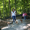 AMY SWEENEY/Staff photo.<br /> The grand opening of the Danvers Dog Park was held September 17, 2016 at Endicott Park. 9/17/16