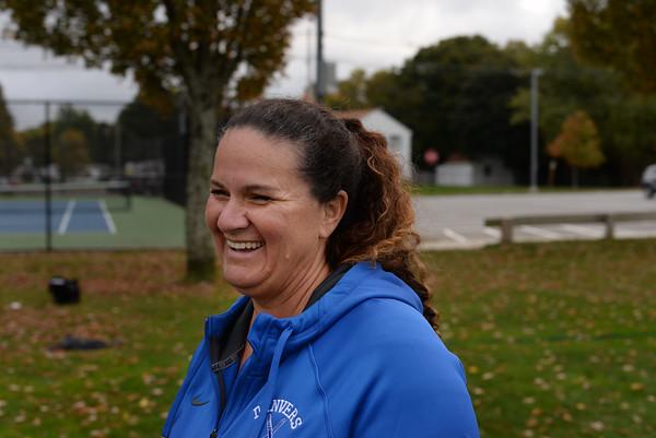 Jill McGinnity, Coach