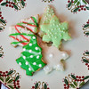 JULIA BISHOP/Staff photo.<br /> Christmas cookies4/26/13