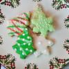 JULIA BISHOP/Staff photo.<br /> Christmas cookies4/26/13