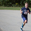 Jared Charney / Photo (L-R) Trevor Smith, 15, comes in 3rd overall at the 6th Annual Lynda J. Talbot 5K run/walk, Sunday, September 21, 2016.