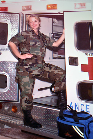 Tina Marie Moody was one of the inspirations for her parents to start Operation Troop Support.