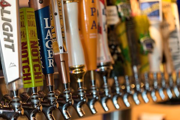 The Osborn Tavern have 17 draft beer lines.