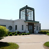TIM JEAN/Staff photo<br /> The historic 1937 terminal build is the entrance to the Aviation Museum of New Hampshire. The museum is next to the Manchester/Boston Regional Airport in Londonderry.    5/25/16