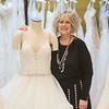 Kim Stanton has been the owner of Encore Consignment and Bridal Boutique for the past five years and has expanded the bridal area of the business since becoming owner. Photo by Jackson Forderer
