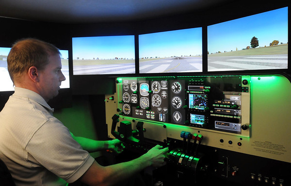 flight instructor nick teschendorf