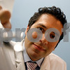 Dr. Dario Gonzalez 9/7/10<br /> Photo by MARY SCHWALM