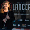 Morgan Haugen played clarinet for the '77 Lancers during her time at Mankato West.