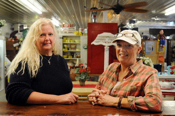 Leah Christensen (left), Terry Saye-co-owners<br /> co-owners not pictured: Bruce Freeberg, Ron Saye