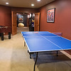 The game room with a ping pong and foosball table at the ??? house. Photo by Jackson Forderer