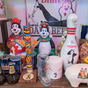 An assortment of collectibles, all with a Hamm's Beer logo on it, in Steve Miner's large collection. Photo by Jackson Forderer