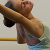 Rachel Sorenson, 12, of Salem, will be dancing in the Boston Ballet's Nutcracker this winter. She dances with the Boston Ballet School at the Lynch/van Otterloo YMCA in Marblehead. David Le/Staff Photo