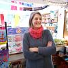 KEN YUSZKUS/Staff photo.    Kristen Pollard of Mud Puddle Toys    01/21/16.