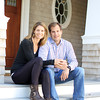 Marblehead: Matt and Sarah Herring, owners of their house at 83 Naugus Ave in Marblehead. David Le/Marblehead Home & Style Magazine